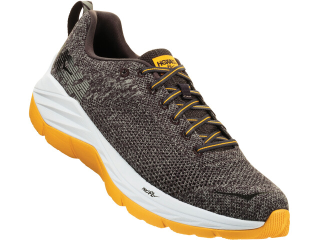 Hoka One One M's Mach Running Shoes nine iron/alloy